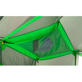 CAMPZ Lacanau 2P Tiendas de campaña, deep grey/green